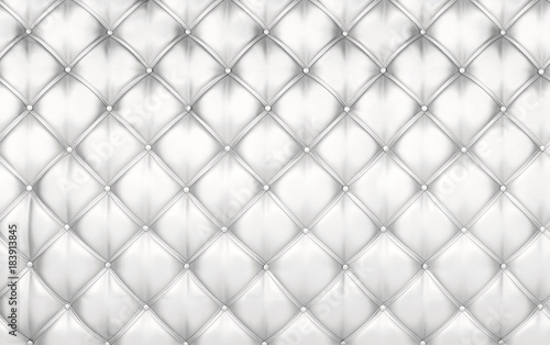 Fotografía  white upholstery background