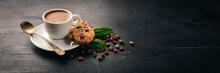 Coffee And Oatmeal Chocolate C...