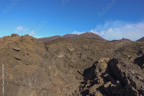 Photo crateri sommitali vulcano Etna 34