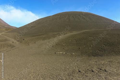 crateri sommitali vulcano Etna 41v Wallpaper Mural