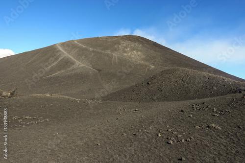 crateri sommitali vulcano Etna 46 Wallpaper Mural