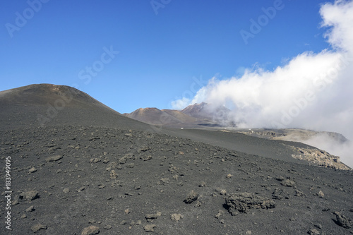 Photo crateri sommitali vulcano Etna 60