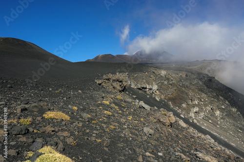 Photo crateri sommitali vulcano Etna 71