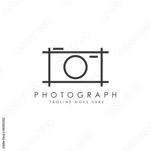 Obraz Camera Logo - fototapety do salonu