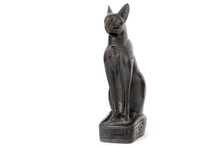 Figurine Of An Egyptian Cat