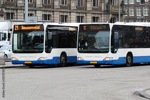 Amsterdam Public Bus