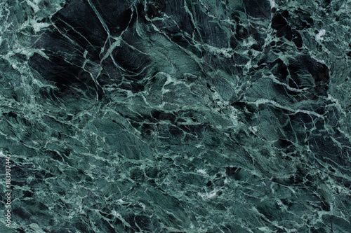 Poster Marble Green marble natural pattern for background.