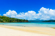 Catseye beach on hamilton island