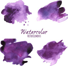 Watercolor Elements