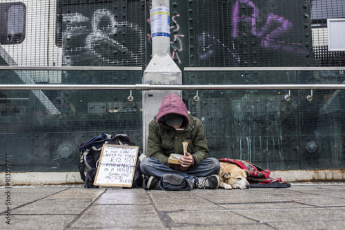 Fototapeta Street Life