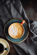Capuccino And Espresso