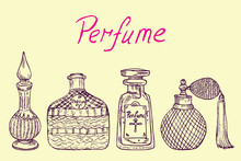 Perfume Vintage Collection Of ...