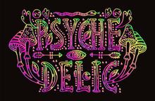 Detailed Ornamental Psychedeli...