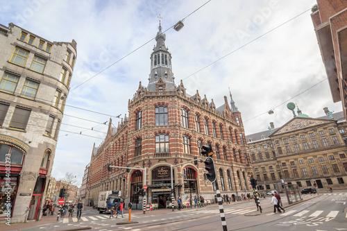 Photo Stands Paris Centre commercial à Amsterdam