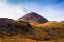 Glencoe Mountain Panorama