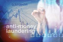 Anti Money Laundering Concept ...