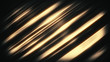 Leinwanddruck Bild - Glowing diagonal lines abstract background