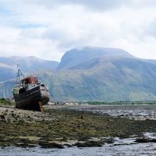 Schottland - Loch Linnhe - Cor...