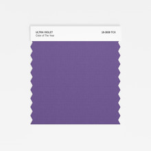 Ultra Violet. The Color Of The...