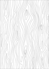 Wood Texture.Isolated Outline ...