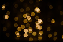 Beautiful Overlay Bokeh Light ...