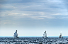 Sailboat Trio