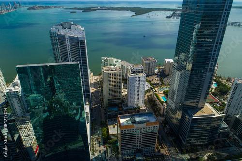 Brickell skyscrapers Miami FL © Felix Mizioznikov
