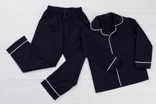 Classic Pajama For Young Boy. ...