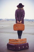Vintage Style, Traveler Elegan...