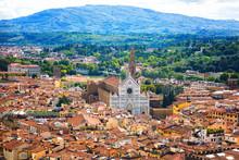 View Of The Basilica Di Santa ...