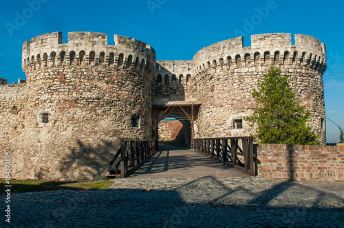 Belgrade fortress Kalemegdan Wallpaper Mural