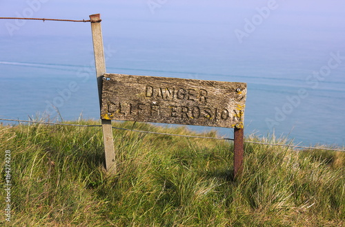 Poster Route 66 Eastbourne - Beachy Head - IV -