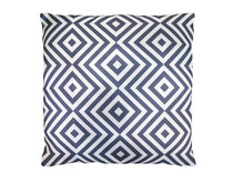 Decorative Pillow With Geometr...