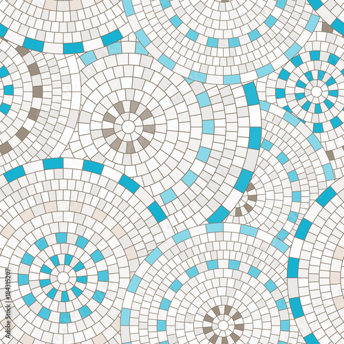 abstract-seamless-pattern-of-geometric-shapes-circular-mosaic