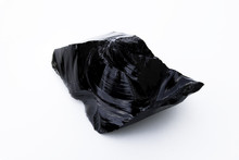 Obsidian Mineral Isolated Over...