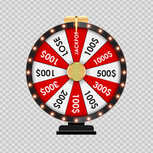 Wheel Of Fortune, Lucky Icon O...