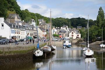 Fototapeta na wymiar Pont Aven, Bretagne, Frankreich