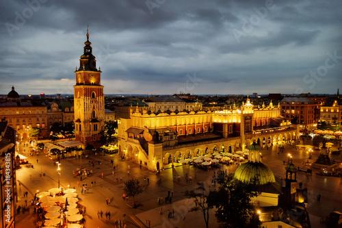 Fototapeta Krakow Old Town obraz