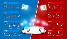 Table 2018 Soccer World Tourna...