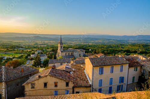 Fotografia, Obraz  Village de Bonnieux, Provence, Luberon, France