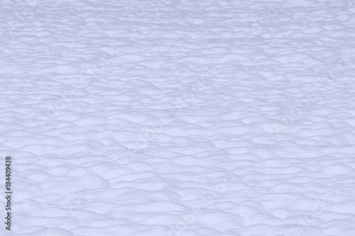 Fotografie, Obraz  A snowy field