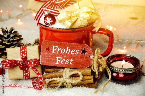 Standard Weihnachtsgrüße.Frohes Fest Weihnachtsgrüße Weihnachtsgruß Buy This Stock