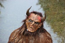 A Krampus, An Austrian Christm...
