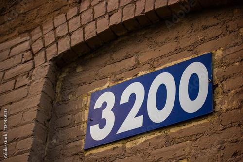 Photo Urban Address