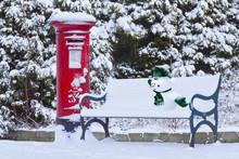 English Snow Fairytale In Kirk...