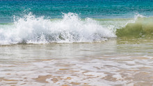 Atlantic Ocean Waves Crashing ...