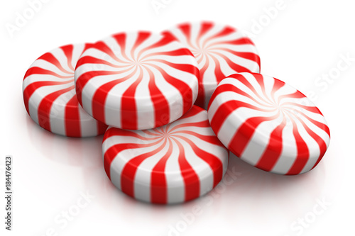 traditional christmas candy sweets