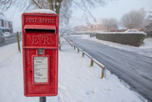 Cold Post Box