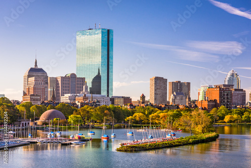 Boston, Massachusetts, USA Fototapete