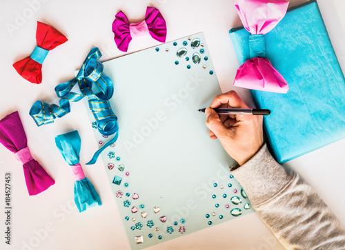 christmas style craft  colorful vintage christmas to do list